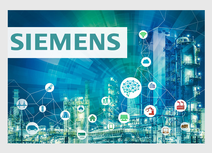 announce becoming a Solution Partner to Siemens